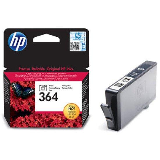 HP 364 / CB317EE Cartouche encre / Photo black