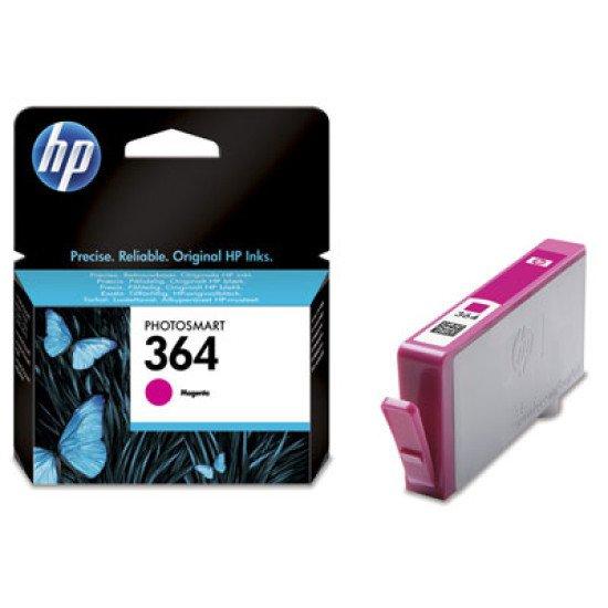 HP 364 / CB319EE Cartouche encre / magenta