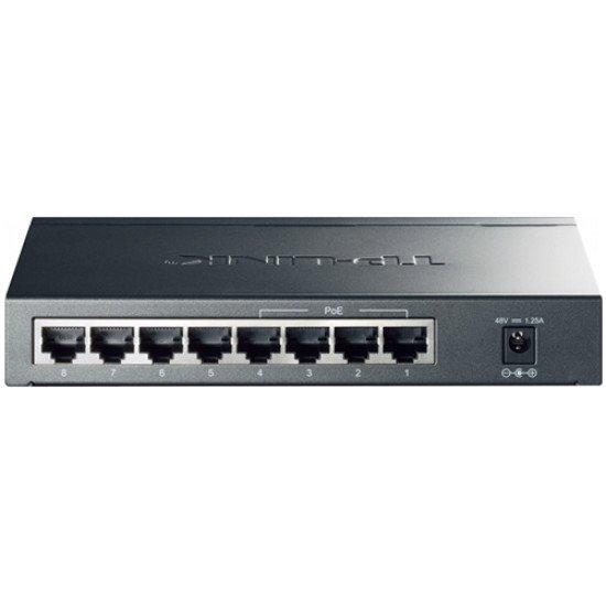 TP-LINK TL-SG1008P Switch Gigabit Ethernet