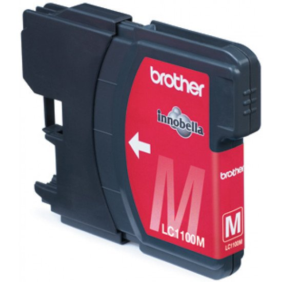 Brother LC-1100M cartouche encre /  magenta