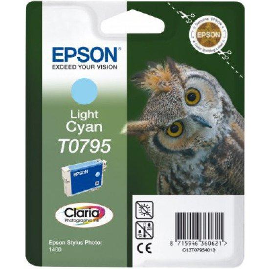 Epson T0795 Cartouche encre Light cyan