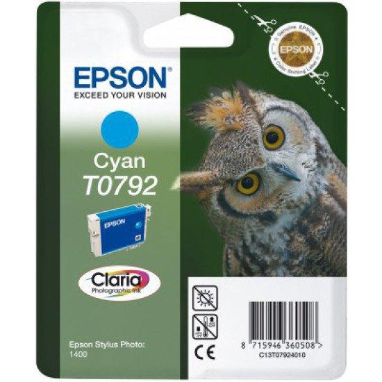 Epson T0792 Cartouche encre Cyan