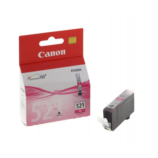 Canon CLI-521 Cartouche encre / Magenta