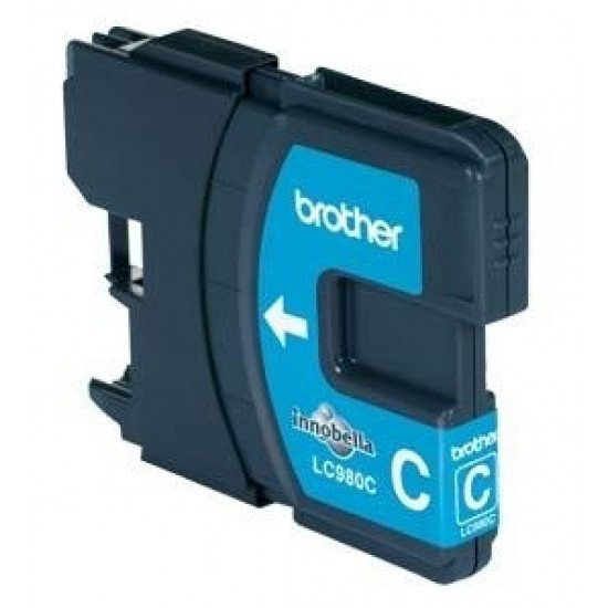 Brother LC-980C cartouche encre /  Cyan