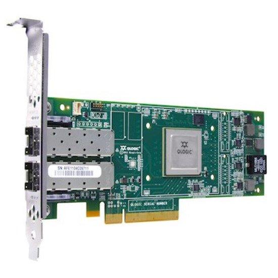 IBM 16Gb FC 2-port HBA Adaptateur réseau Avec fil PCI-E