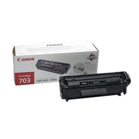 Canon   CRG703  / 7616A005 Toner  Noir