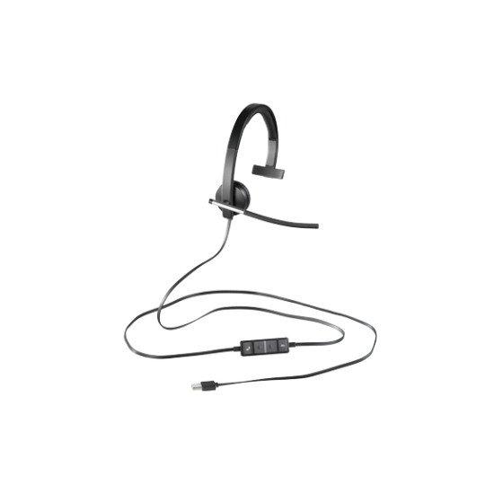 Logitech H650e Casque audio USB avec micro