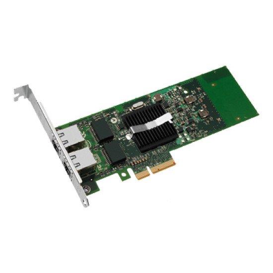 Intel Gigabit ET Dual Port Server Bulk Adaptateur réseau Avec fil PCI-E