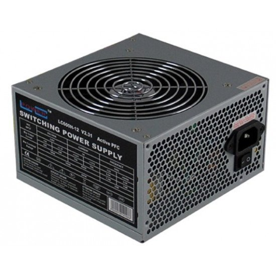 LC-Power LC600H-12 Alimentation PC