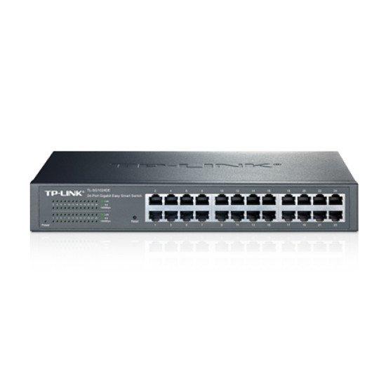 TP-LINK JetStream TL-SG1024DE Switch Gigabit Ethernet