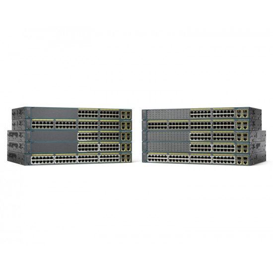 Cisco Catalyst 2960-Plus Switch Fast Ethernet