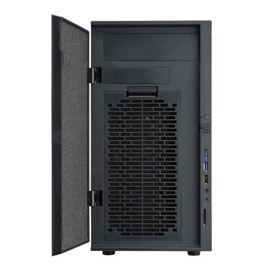 Cooler Master Silent Silencio 352 Micro Boitier PC Noir