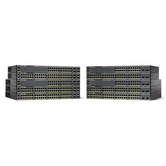Cisco Catalyst 2960-XR Switch Gigabit Ethernet