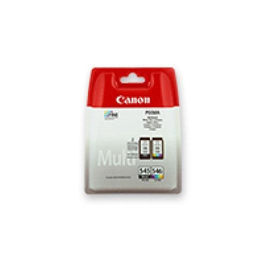 Canon PG-545/CL-546 Multipack Cartouche encre / Noir, Cyan, Magenta, Jaune