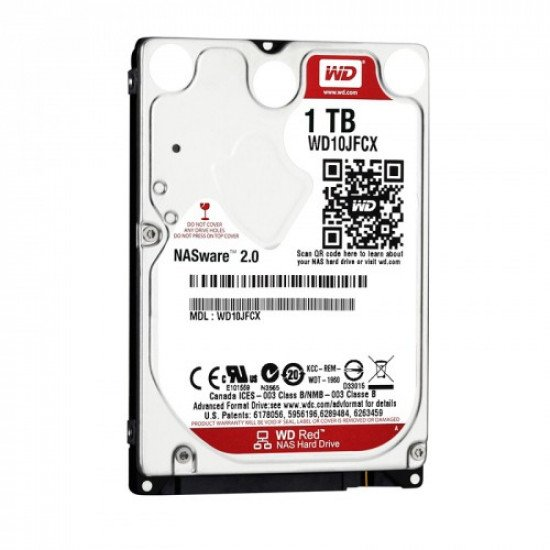 "Western Digital Red 2.5"" SATA 1 To"