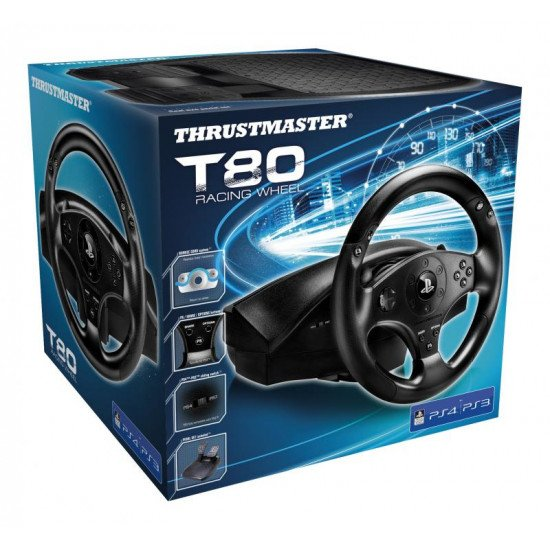 ThrustMaster T80 pour Playstation