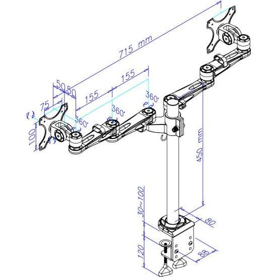 Newstar FPMA-D935D support bureau
