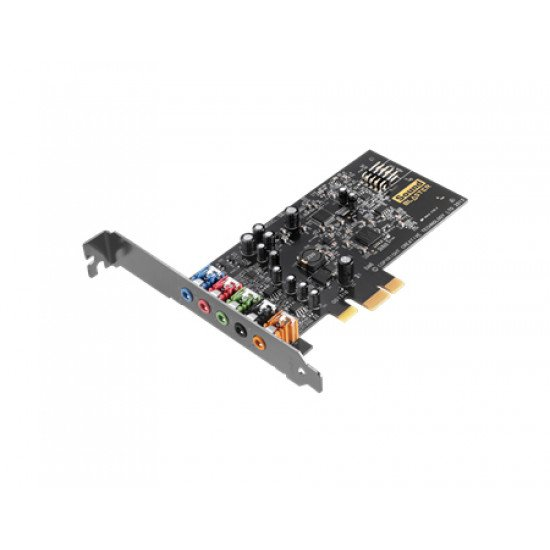 Creative Labs Sound Blaster Audigy Fx Interne 5.1 canaux PCI-E x1