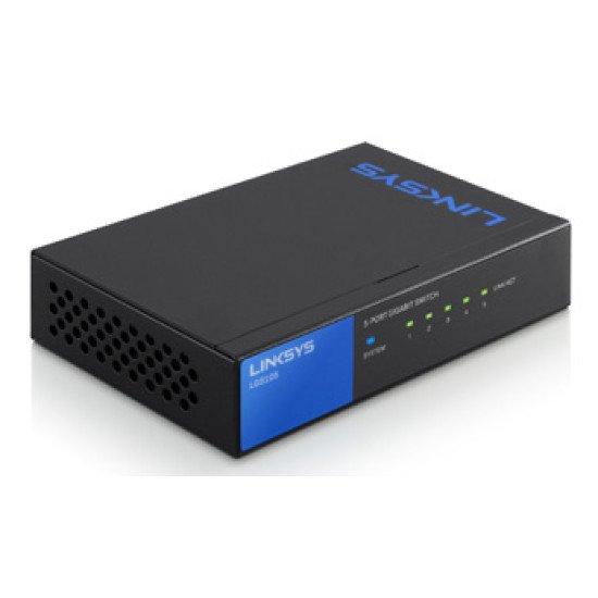 Linksys LGS105 Switch Gigabit Ethernet
