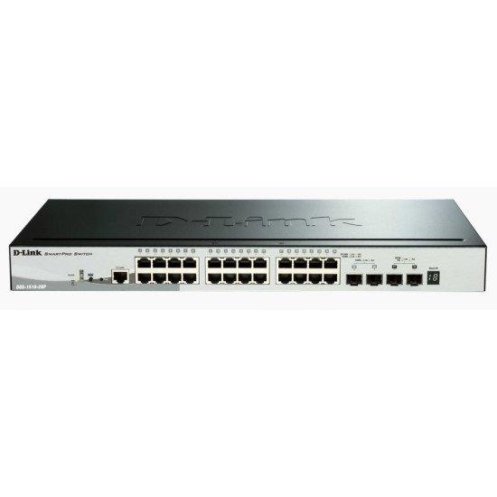 D-Link DGS-1510-28P Switch Gigabit Ethernet