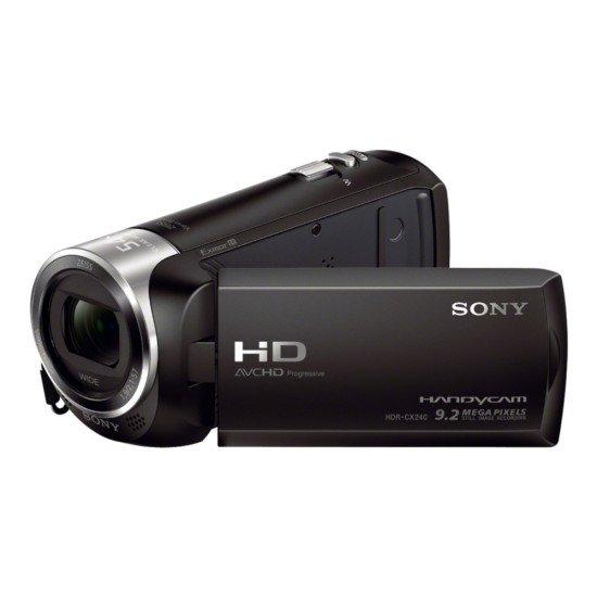 Sony HDR-CX240E Full HD Caméscope