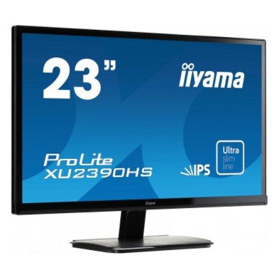 "iiyama ProLite XU2390HS écran PC 23"" 1920 x 1080 pixels Full HD LED Noir"
