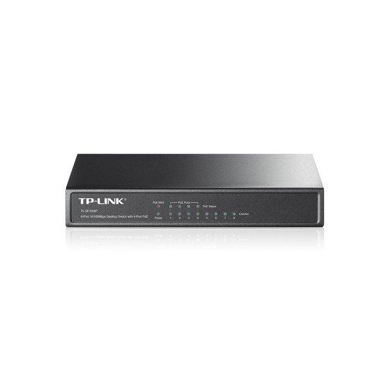 TP-LINK 8-port PoE Switch Fast Ethernet