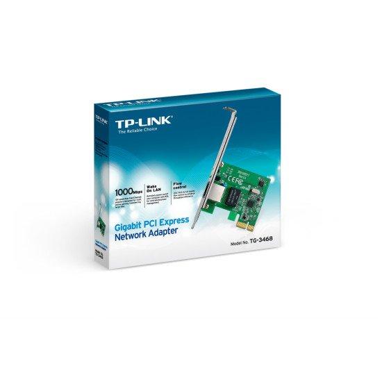 TP-LINK Adaptateur réseau PCI-E TG-3468