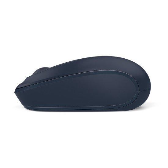 Microsoft 1850 Souris Bleue Sans fil