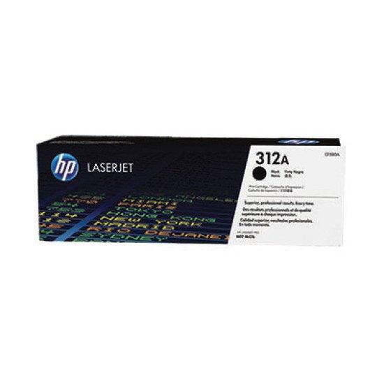 HP 312A  / CF380A Toner Noir