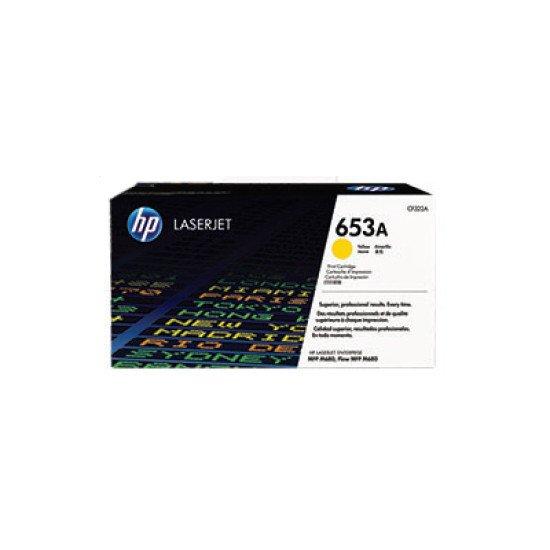 HP CF322A cartouche toner et laser / CF322A Toner Jaune