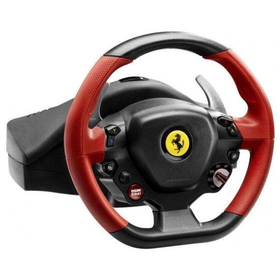 Thrustmaster Ferrari 458 Spider Volant de jeu Xbox one