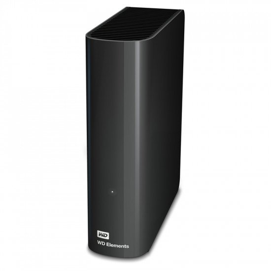 WD Elements Desktop Disque dur externe USB 3.0 4 To Noir