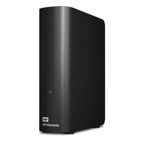 WD Elements Desktop Disque dur externe USB 3.0 4 To Noir