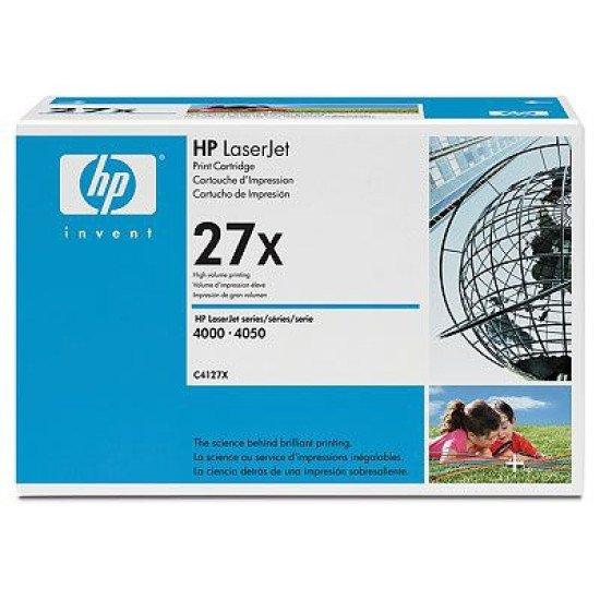 HP 27X / C4127X Toner Noir