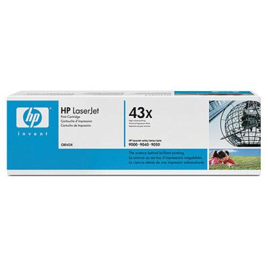 HP 43X / C8543X Toner Noir