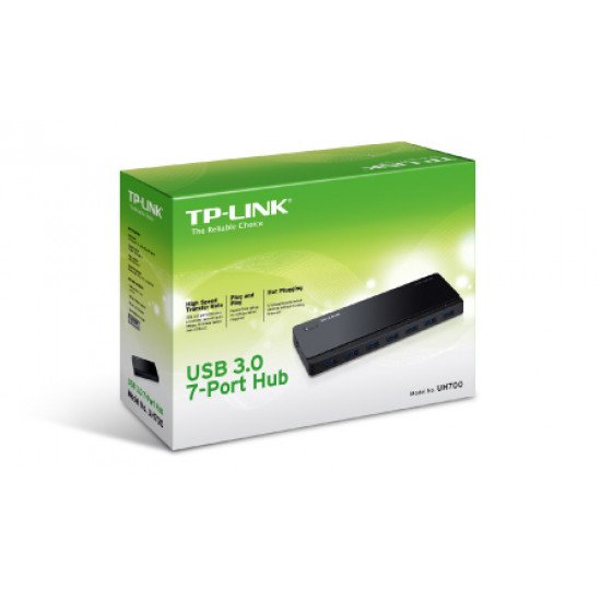 TP-LINK UH700 hub USB 3.0 7-ports