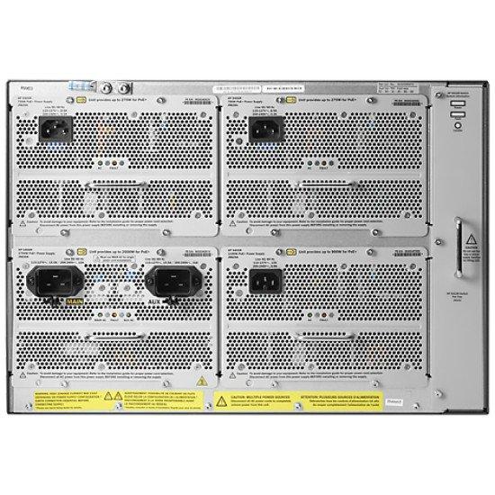 HP Enterprise 5412R zl2 Switch Gigabit Ethernet