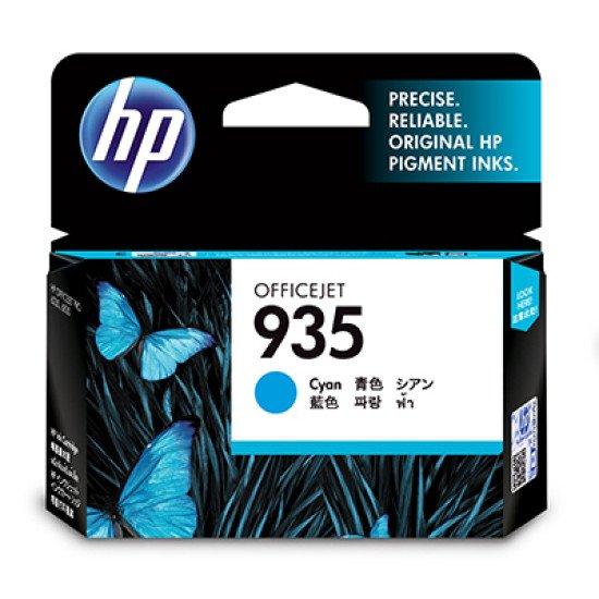 HP 935 Cyan Original Ink Cartridge / C2P20AE#BGX Cartouche encre / Cyan