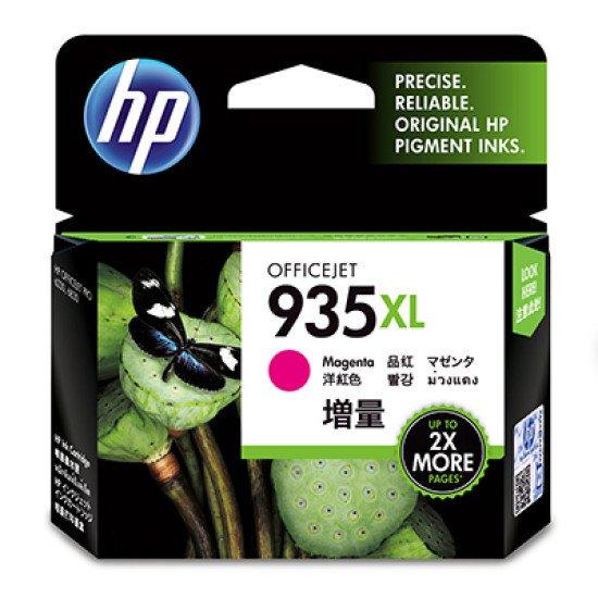 HP 935XL High Yield Magenta Original Ink Cartridge / C2P25AE#BGX Cartouche encre / Magenta