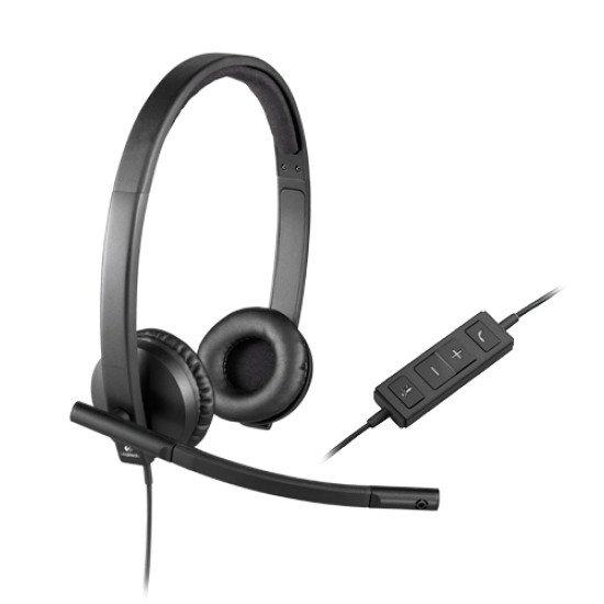 Logitech H570e casque audio avec micro