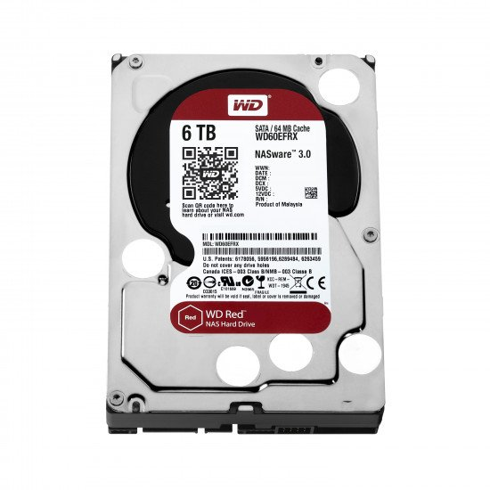 "Western Digital Red 3.5"" SATA 6 To"