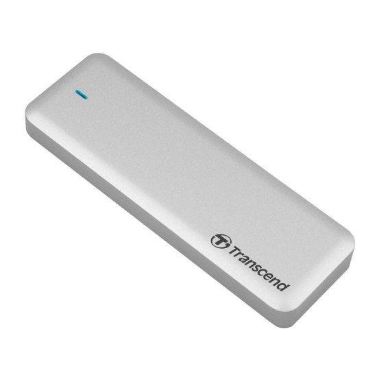 Transcend  JetDrive 725 SATA, USB 3.0 MLC 960 Go