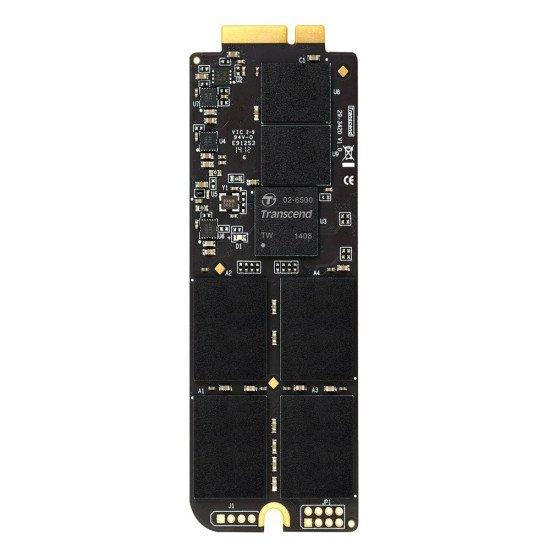 Transcend JetDrive 725 SATA, USB 3.0 MLC 480 Go
