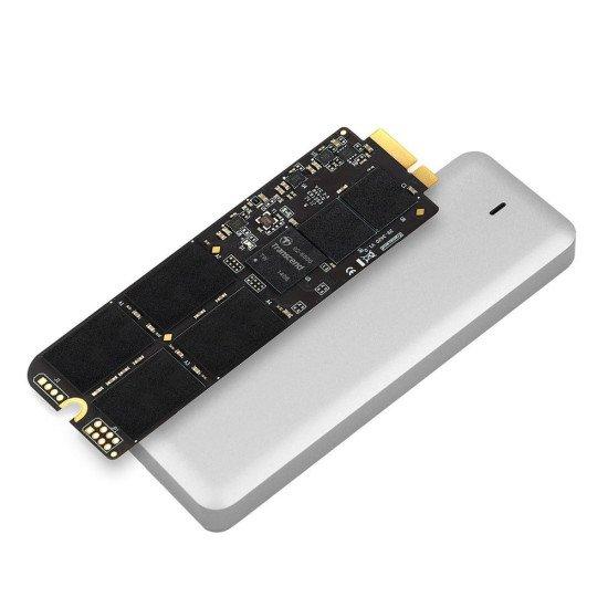 Transcend  JetDrive 725 SATA, USB 3.0 MLC 240 Go