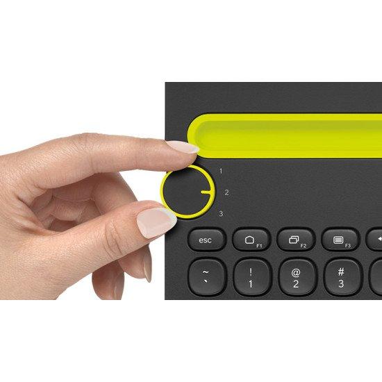 Logitech K480 Clavier Bluetooth