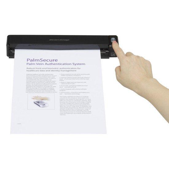 Fujitsu ScanSnap iX100 scanner