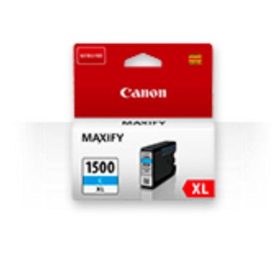 Canon PGI-1500XL Cartouche encre / Cyan