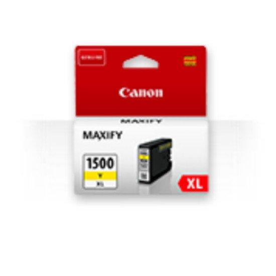 Canon PGI-1500XL Cartouche encre / Jaune
