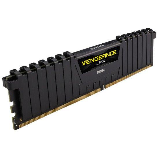 Corsair Vengeance LPX, 32GB module de mémoire 32 Go 4 x 8 Go DDR4 2666 MHz